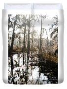 Swamps Of Louisiana 5 Duvet Cover