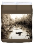 Swamps Of Louisiana 6 Duvet Cover