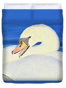 Swan 10 Duvet Cover
