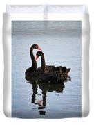 Swan Lake 5 Duvet Cover