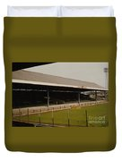 Swansea - Vetch Field - South Stand 2 - 1970s Duvet Cover