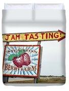 Swanton Berry Farm Davenport Duvet Cover