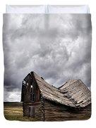 Sway Back Duvet Cover by Leland D Howard