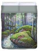 Swedish Woods Duvet Cover
