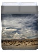 Sweeping Duvet Cover by Laurie Search