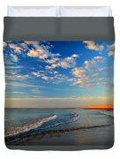 Sweeping Ocean View Duvet Cover