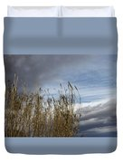 Sweeping The Clouds Away Duvet Cover