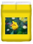 Sweet Bee Duvet Cover