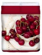 Sweet Cherry  Duvet Cover
