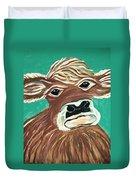 Sweet Cow Duvet Cover
