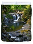 Sweet Creek Duvet Cover