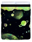 Sweet Dreams And Starry Nights Duvet Cover