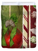 Sweet Holiday II Duvet Cover