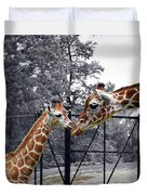 Sweet Moment Duvet Cover