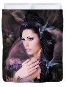Sweet Nectar Duvet Cover