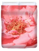 Sweet Pink Rose  Duvet Cover