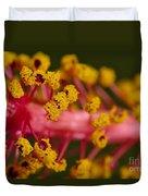 Sweet Pollen Duvet Cover