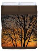 Sweet Sunset Duvet Cover