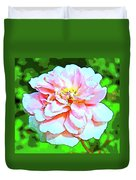 Sweetheart Rose On A Sunny Day Duvet Cover