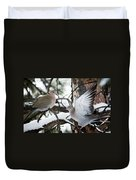 Sweetness In The Trees Duvet Cover