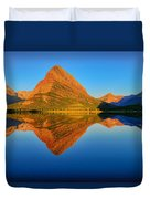 Swiftcurrent Morning Reflections Duvet Cover