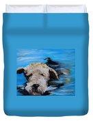 Swim Duvet Cover