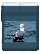 Swimmin' Away Duvet Cover