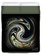 Swirl Design  Duvet Cover