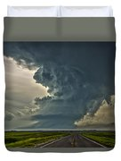 Swirling Skies Duvet Cover