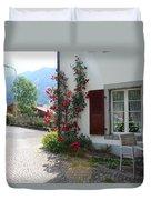 Swiss Cottage Duvet Cover
