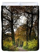Swithland Woods, Leicestershire Duvet Cover