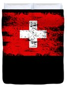 Switzerland Gift Country Flag Patriotic Travel Shirt Europe Light Duvet Cover