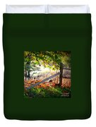 Sycamore Grove Series 8 Duvet Cover