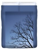 Sycamore Silhouette Duvet Cover