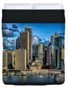 Sydney Australia Duvet Cover