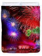 Sydney Celebrates Duvet Cover