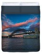Sydney Moments Duvet Cover