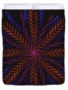Symmetry 15 Duvet Cover