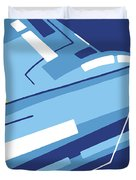 Symphony In Blue - Movement 4 - 1 Duvet Cover