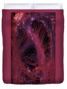 Synapsis Duvet Cover