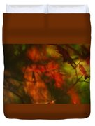 Synonymous Light Mourning A Dead Leaf Duvet Cover