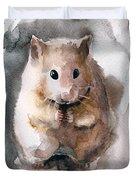 Syrian Hamster Duvet Cover