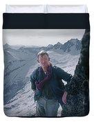 T-04405 Don Claunch Gordon Duvet Cover