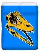 T-rex Graphic Duvet Cover