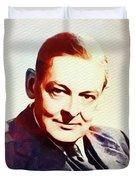 T. S. Eliot, Literary Legend Duvet Cover