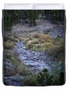Dry Creek Duvet Cover