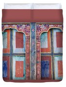 Ta Dzong Museum Duvet Cover