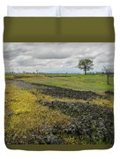 Table Mountain Landscape Duvet Cover