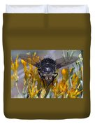 Tachinid Fly Duvet Cover