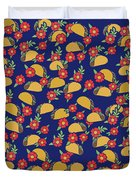 Taco Tuesday  Duvet Cover
